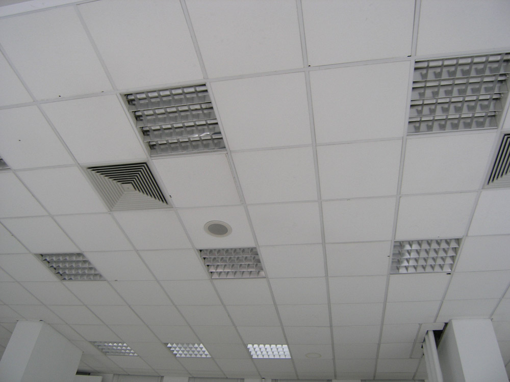 Fake false ceiling
